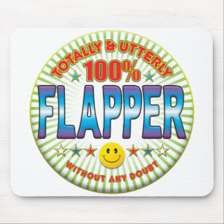 Flapper Totally Mouse Pad