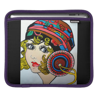 flapper with hat sleeves for iPads