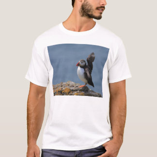 Flapping Puffin T-Shirt