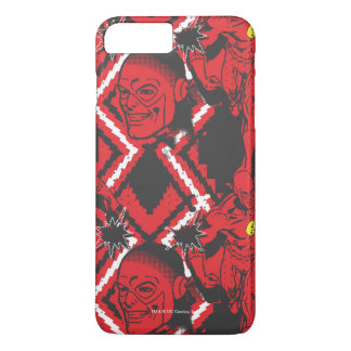 Flash - Absurd Collage Pattern iPhone 8 Plus/7 Plus Case