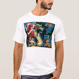 Flash and Green Lantern Panel T-Shirt