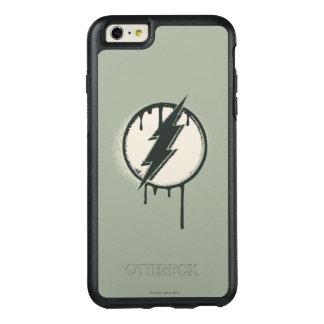 Flash Bolt Paint Grunge OtterBox iPhone 6/6s Plus Case
