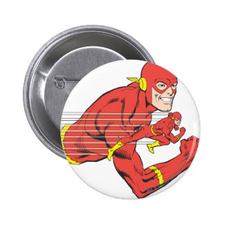 Flash Bust View 6 Cm Round Badge