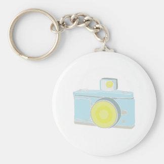 Flash Camera Key Chains