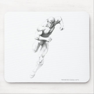 Flash Drawing Mouse Mat