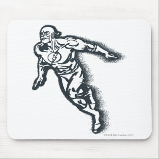 Flash Grunge Mouse Pad