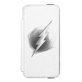 Flash Insignia Incipio Watson™ iPhone 5 Wallet Case