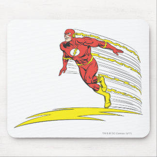 Flash Leaps Left Mouse Mat
