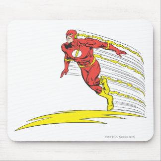 Flash Leaps Left Mouse Pad