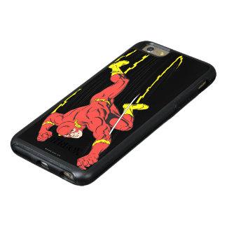 Flash Lunges Left OtterBox iPhone 6/6s Plus Case
