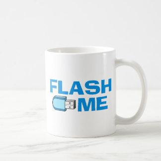 flash_me basic white mug