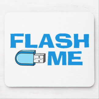 flash_me mouse pad