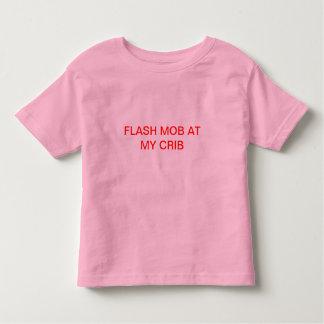 Flash Mob at My Crib Toddler T-Shirt