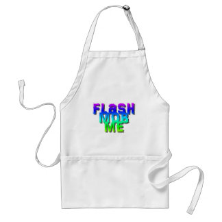 flash mob me standard apron