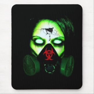 Flash of Death Mouse Mat