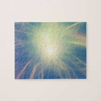 Flash of Light 2 Jigsaw Puzzle