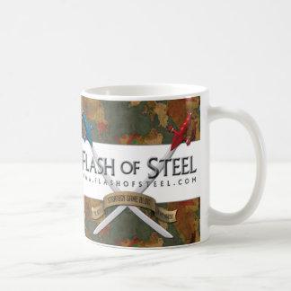Flash of Steel Detail Mug