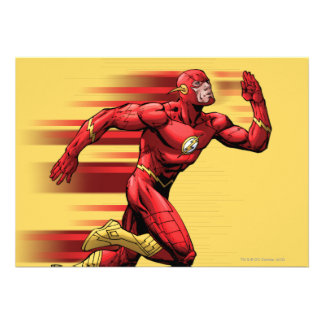 Flash Running Custom Invite