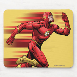 Flash Running Mouse Pad