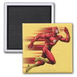 Flash Running Square Magnet