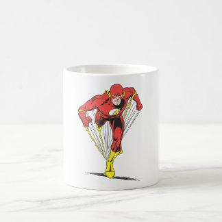 Flash Runs Forward Coffee Mug