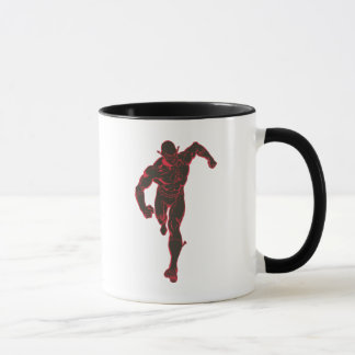 Flash Showtime Red/Black Mug