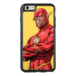 Flash Standing OtterBox iPhone 6/6s Plus Case