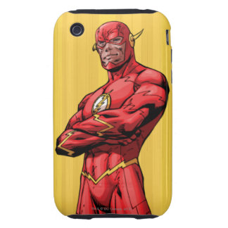 Flash Standing Tough iPhone 3 Covers