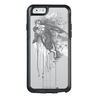 Flash - Twisted Innocence Poster BW OtterBox iPhone 6/6s Case