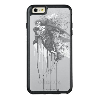 Flash - Twisted Innocence Poster BW OtterBox iPhone 6/6s Plus Case