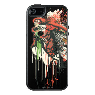 Flash - Twisted Innocence Poster OtterBox iPhone 5/5s/SE Case