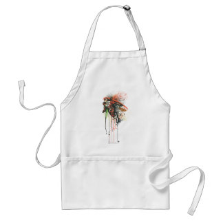 Flash - Twisted Innocence Poster Standard Apron