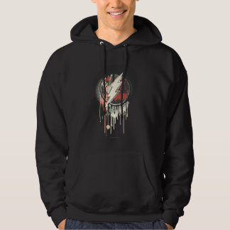 Flash - Twisted Innocence Symbol Hoodie