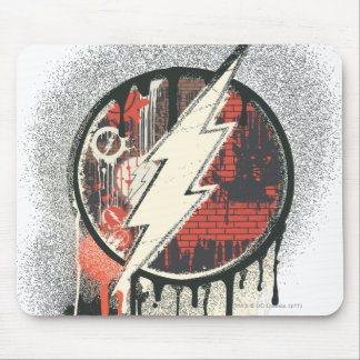 Flash - Twisted Innocence Symbol Mouse Mat