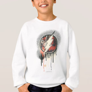 Flash - Twisted Innocence Symbol Sweatshirt