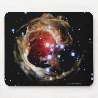 Flashes of Light Mouse Mat