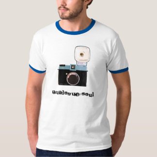 Flashy Diana - Analogue Soul T-Shirt
