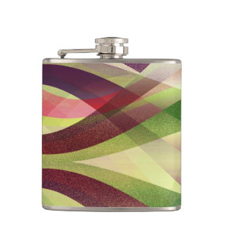 Flask Abstract Modern Background