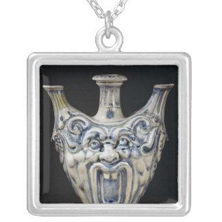 Flask, Florentine Workshop Necklaces