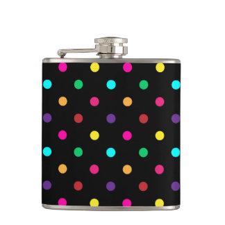 Flask Polka Dot