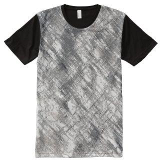 FLAT ALUMINIUM All-Over PRINT T-Shirt