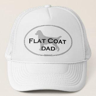 Flat Coat Dad Trucker Hat
