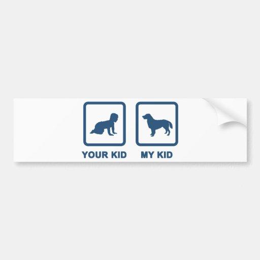 Flat-Coated Retriever Bumper Stickers