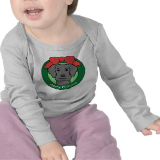 Flat-Coated Retriever Christmas Shirt