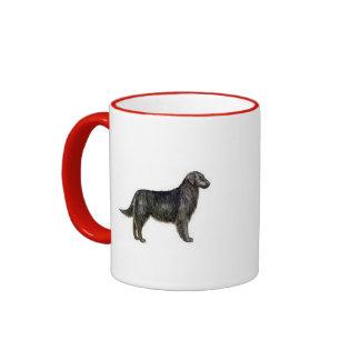 Flat-Coated Retriever Coffee Mugs
