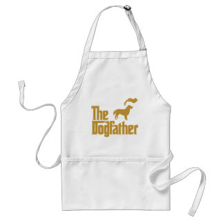 Flat-Coated Retriever Standard Apron