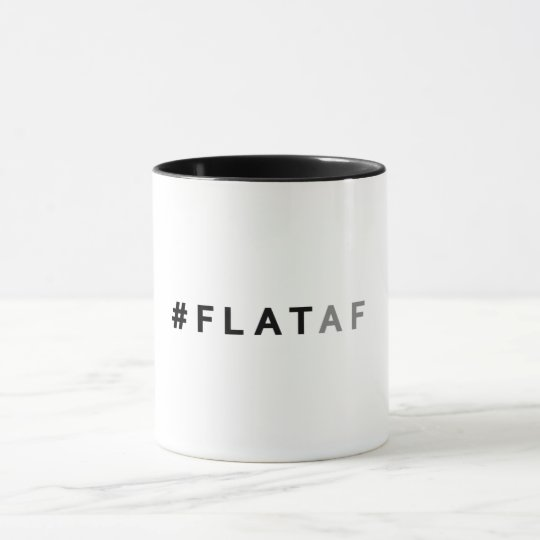 Flat Earth Coffee Mug | #flataf