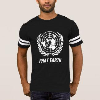 Flat Earth Designs - PHAT EARTH - new CLASSIC T-Shirt