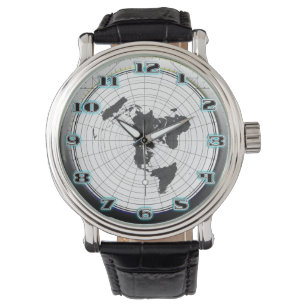 Flat Earth Gleasons Stationary Map of the World Watch
