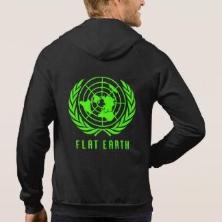 Flat Earth Hoodie
